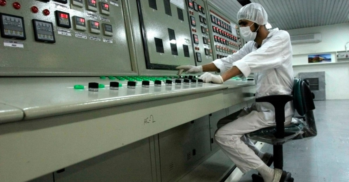 Iran has increased its uranium enrichment capacity due to a demand to stop doing so