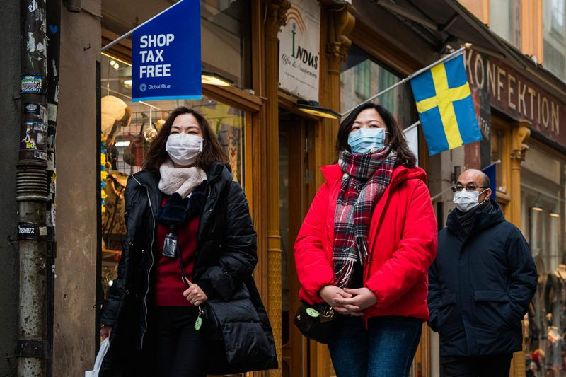 Mortality in the refused quarantine of Sweden broke the 150-year record