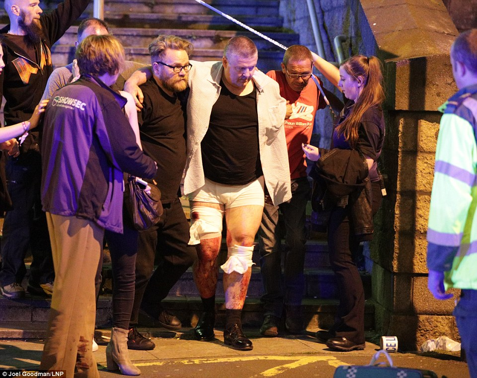 The brother who staged the terrorist attack at a concert in Manchester received 55 years for complicity